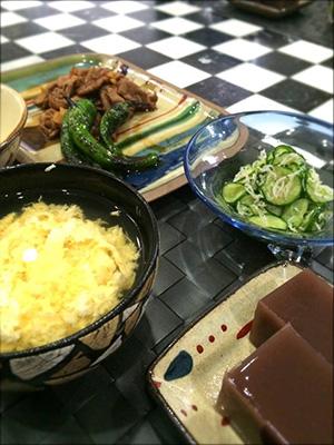 家庭料理基本コース(グループ)